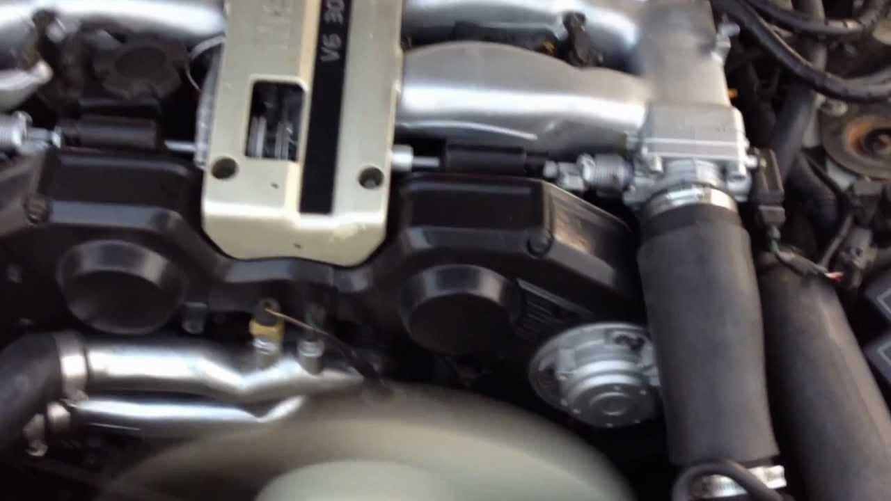 Fs 1994 Nissan 300zx Twin Turbo 2 2 Pearl White Walkaround