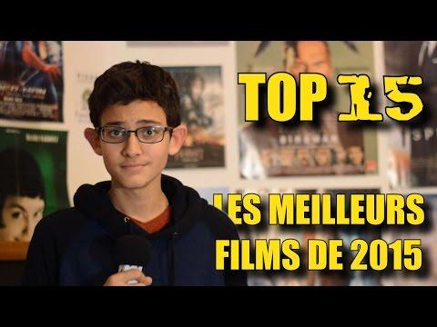 TOP 15 - Les Meilleurs Films de 2015