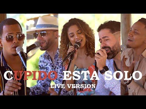 LIVE VERSION - Cupido Esta Solo [Grupo Extra Touch]