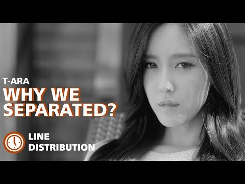 Why We Separated - T-ARA [Line Distribution]