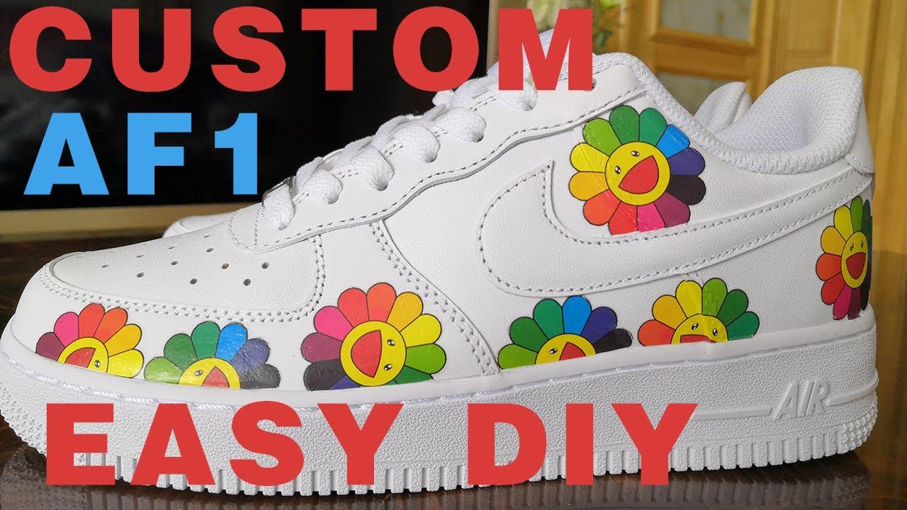 Takashi Murakami Flower-Easy DIY