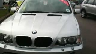 BMW X5 3.0 SPORT 5DR AUTO SILVER