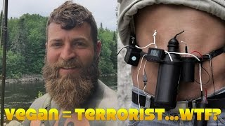 Daniel Vitalis: Vegans Are Like Suicide Bombers! WTF?
