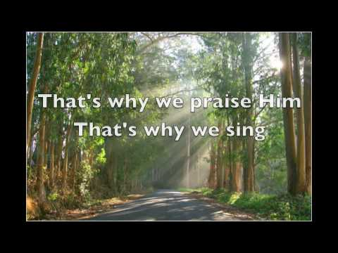 That's Why We Praise Him- Lisa Bevill