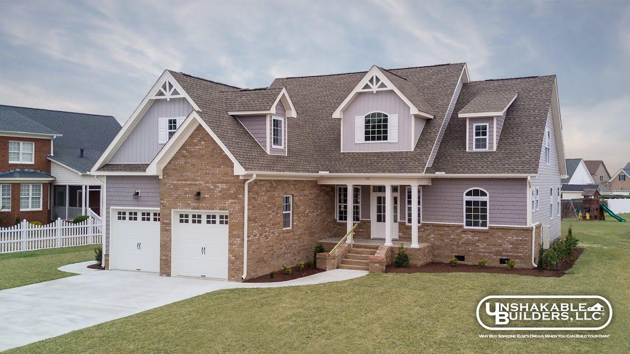 Custom Home Build - Cedar Ridge