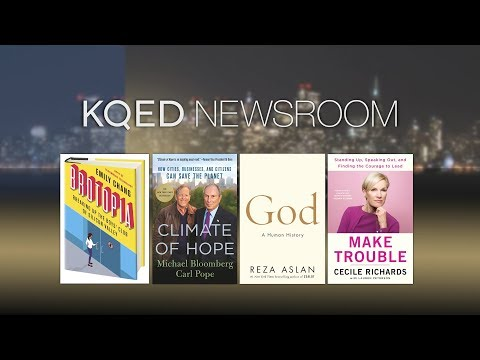 KQED Newsroom Special: Author Interviews