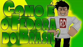How to test FEDORA from BRAZIL? | ROBLOX