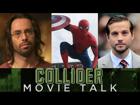 Collider Movie Talk - Spider-Man: Homecoming Adds Martin Starr and Logan Marshall-Green