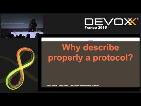 De l'API au protocole