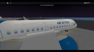 Air Attica | Takeoff to the Destination! [Flight AA461] | Roblox