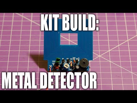 Kit Build: Metal Detector