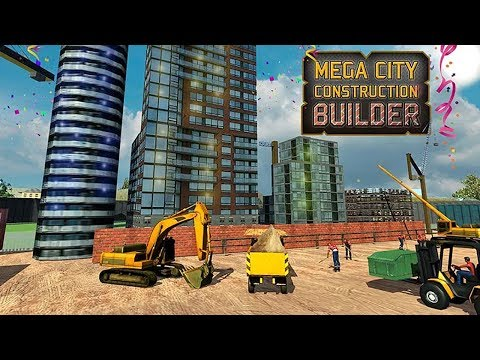 Mega City Construction Builder (by Vital Games Production) Android Gameplay [HD]