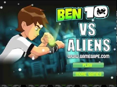 Бен 10 игры драки навсегда