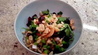Italian Vegetable Farro Salad