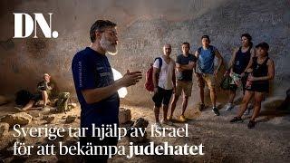 Sverige tar hjälp av Israel för att bekämpa judehatet i skolorna