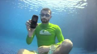 Телефон, который не утонет в бассейне. Тест sonim от солиста Uma2rmaH