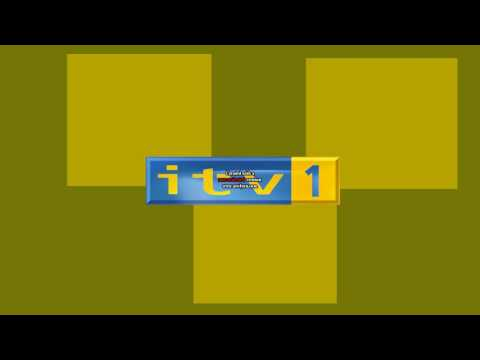 ITV1 - 2003-2004 Generic Ident  - Short - Yellow - Remake - Recreation - HD.