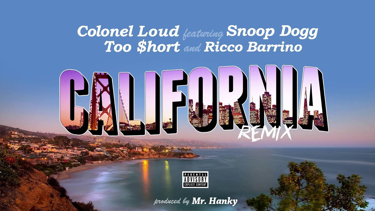 Colonel Loud ft. Too $hort, Snoop Dogg & Ricco Barrino ...