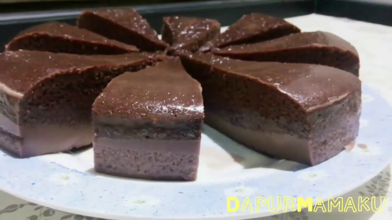 Resep Cake Coklat Kukus Ncc: Resep Pudding Cake Coklat Kukus Chocolatos
