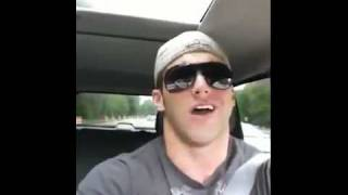 Zack Ryder Sings His Own Theme Song