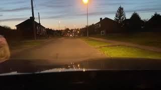 Quiet roads of Leeds || Covid-19 ||