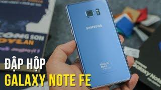 Mở hộp Samsung Galaxy Note FE - Chiếc Note7 chỉ dành cho Fan