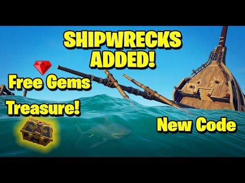 New Code! How To Farm Ship Wrecks! - Fishing Simulator Roblox