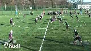 Grant Isdale - 2015 Football Highlights