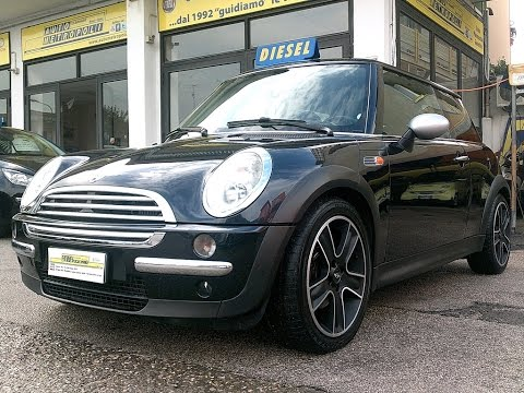 Mini 14 75cv Tdi One D Deluxe Autometropoliit Youtube
