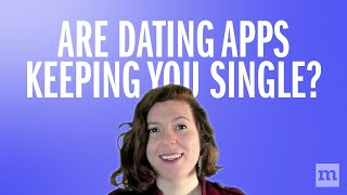Are dating apps keeping you single? Mozilla Explains: Dating apps, AI and collaborative filtering