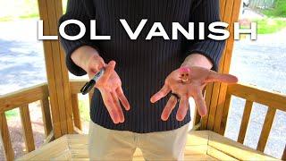 LOL Doll Strike Vanish - a fun magic trick from Shir Soul Magic