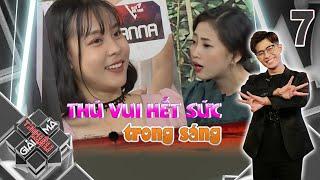 Giải Mã Tình Yêu – Phiên Bản 2019 | Tập 7 FULL | Nhất quyết đá bay bạn gái vì đòi xem đá banh? ????