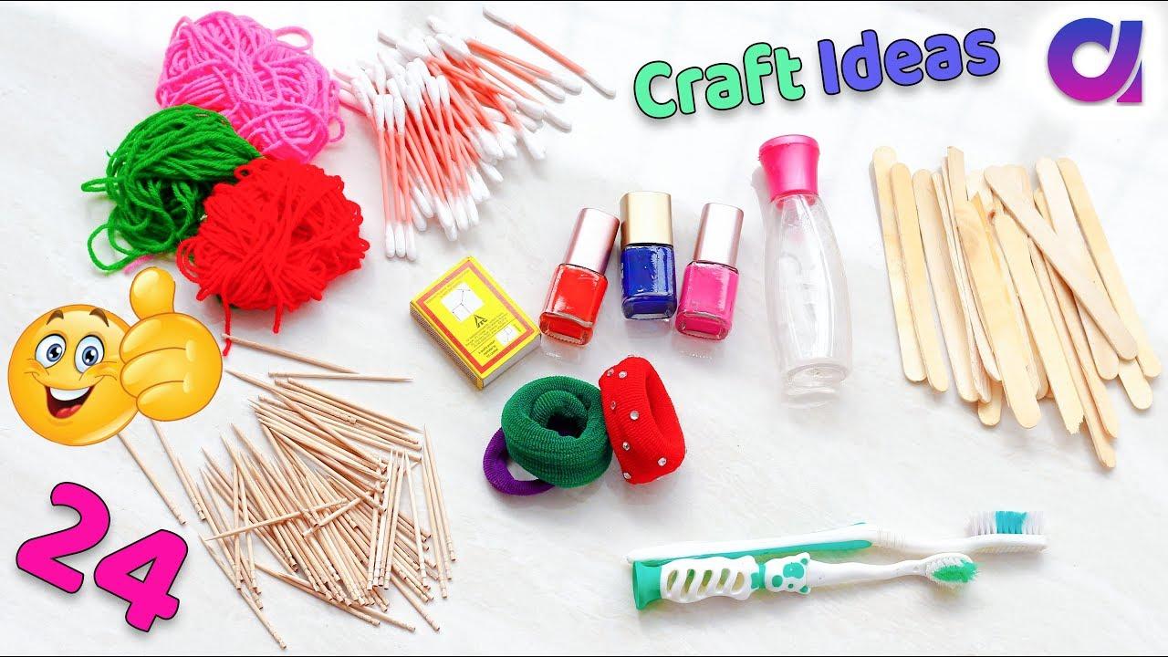 24 genius crafts idea