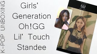 Baixar Girls' Generation Oh!GG Hologram Photocard set (Taeyeon) | Unboxing