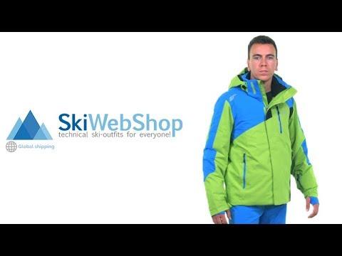 Rabatt-Verkauf laest technology echte Schuhe Spyder - Copper - Ski jacket - Men