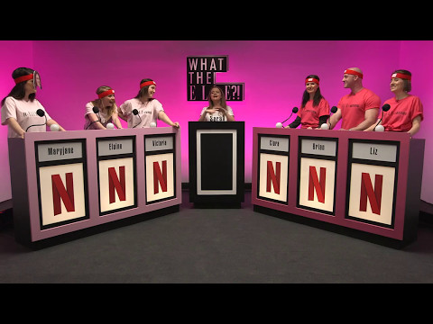What the ELLE?!  A game where editors answer questions about Netflix