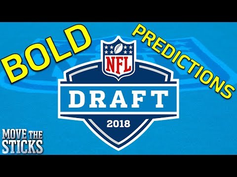 2018 NFL Draft Predictions: Patriots Take Mayfield? When Does Lamar Get Drafted? | MTS | NFL Network
