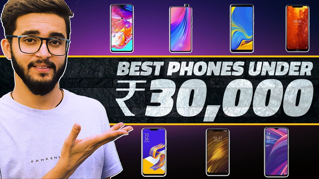 Best Phones Under Rs  30,000 Right Now