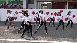 [4K 60p] 湘南学院高校 ダンス部 - Mek it Bunx Up