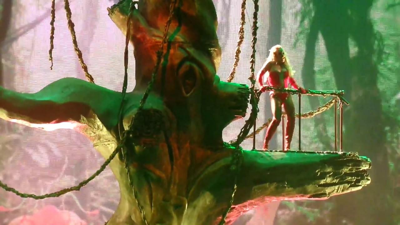 Britney Spears - Toxic @ Planet Hollywood Las Vegas - 01 ...