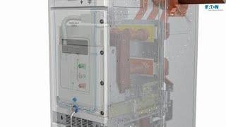 Switchgear Kuch Xpert® UX-tashqariga chiqara elementlar bilan