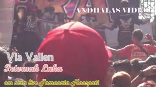 Lagu terbaru!!Peternak luka - Via Vallen #  bersama Om Sera live tamanria, magetan 2017