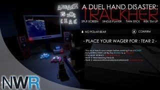 5 Minutes of A Duel Hand Disaster: Trackher at GDC 2018 (Coming to Switch) thumbnail