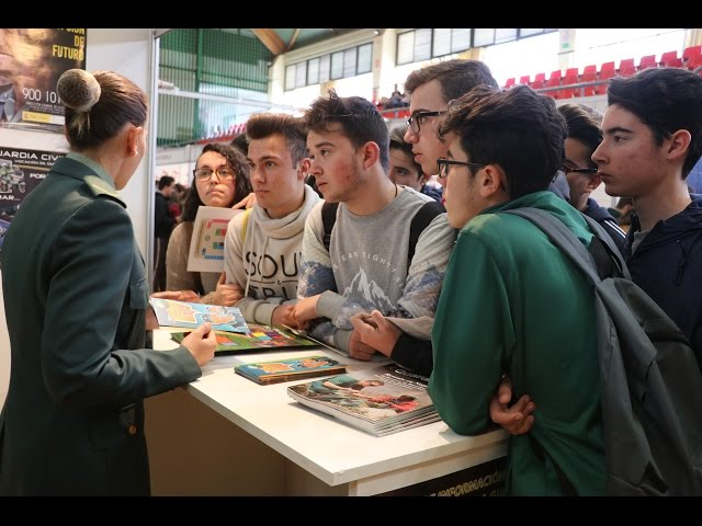 VÍDEO: Así vimos el Salón del Estudiante de Lucena