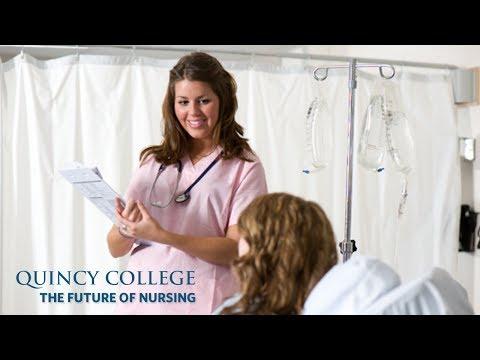 Quincy College: The Future of Nursing
