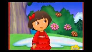 ☛☛ Dora l'exploratrice en français - La danse de Dora dans l'esprit de Noël ☚☚