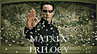 Matrix Trilogy Trailer/Tribute - Birth of the Sun [Xtrullor]