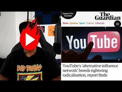 The Guardian Hit Piece on Political rs Alternative Influence Network