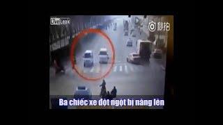 Top 5 video bí ẩn rợn người camera quay được