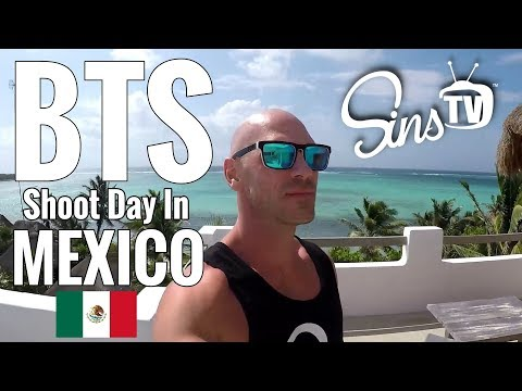 BTS Shoot Day in Mexico! || Johnny Sins Vlog #54 || SinsTV from YouTube · Duration:  13 minutes 49 seconds